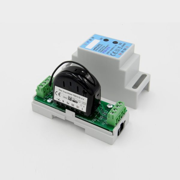 eutonomy-adapter-din-for-fibaro-dimmer-fgd-212-with-push-buttons