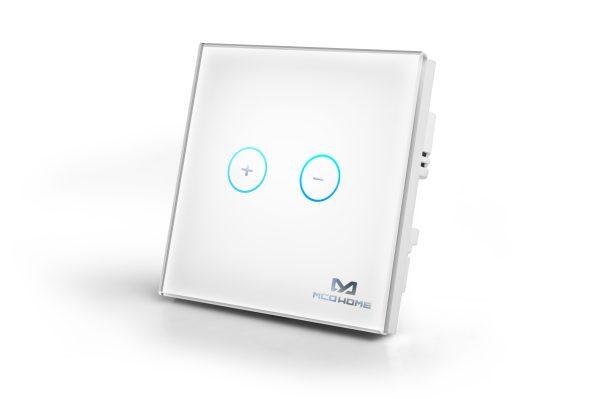 MCO dotykový stmievač - hranatá krabica