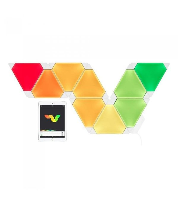 nanoleaf-light-panels-rhythm-starter-kit-9-panels