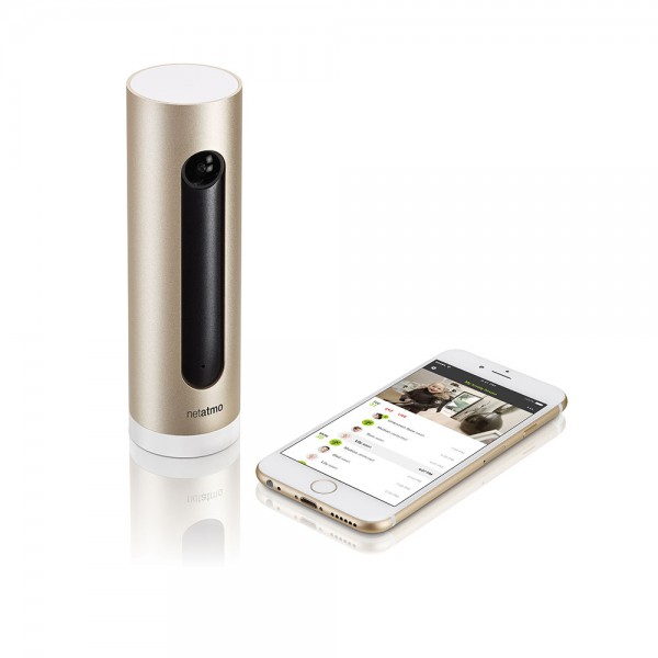 WiFi – NETATMO Welcome Full HD kamera