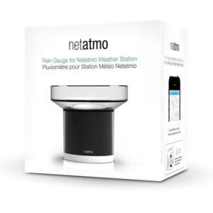 WiFi – NETATMO zrážkomer pre meteostanicu