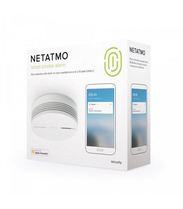 NETATMO - Inteligentný dymový alarm