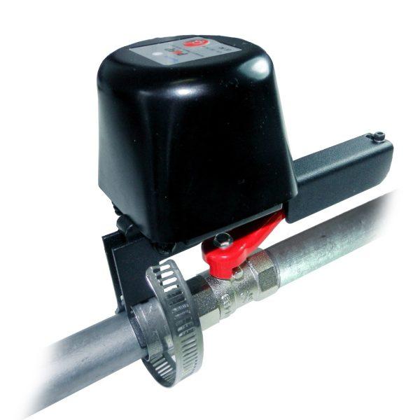 Popp mechanický uzatvárač vody alebo plynu