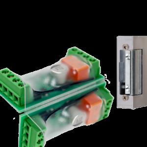 Popp Elektronický ovládací modul na dvere + otvárač zákmu