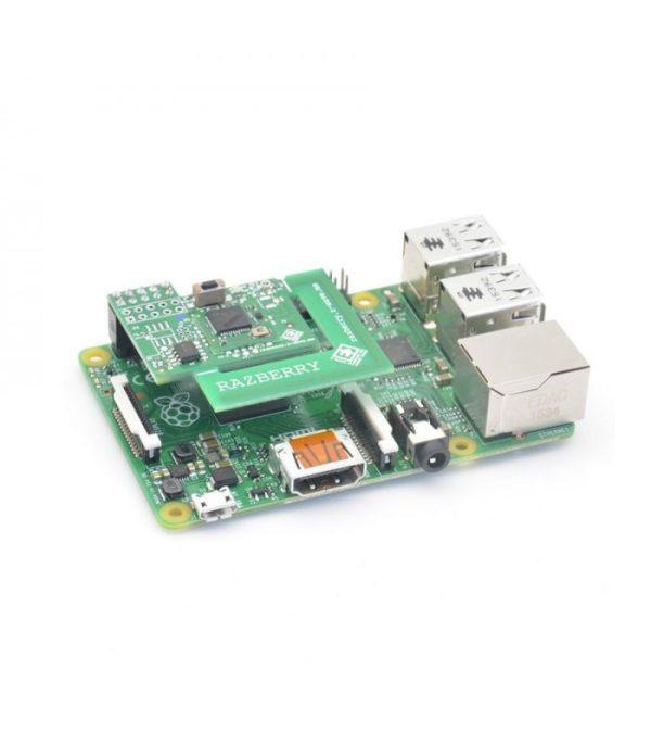 Z-Wave.ME Raspberry Pi 3 + prídavný modul RaZberry 2