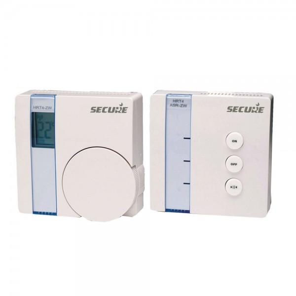 Secure SRT322 sada termostat a ovládač na kúrenie