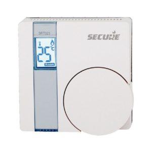 Secure SRT321 nástenný termostat