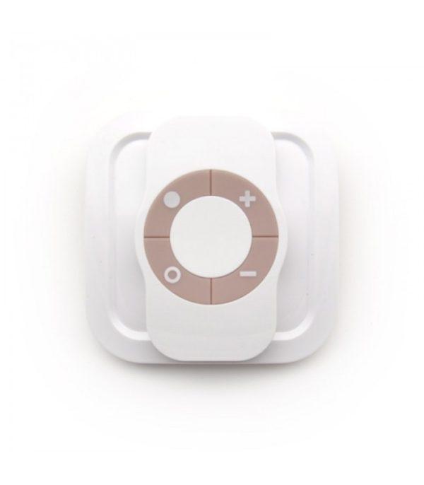 NodOn Octan prenosný diaľkový ovládač 2v1, 4 tlačidlá, biely 1