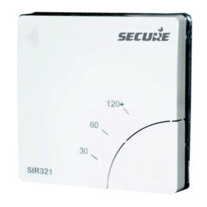 Secure SIR321 časový spínač na bojler, radiátor