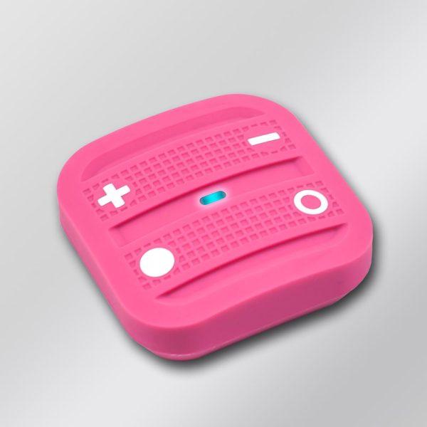 NodOn prenosný diaľkový ovládač - 4 tlačidlá, Softberry ružový