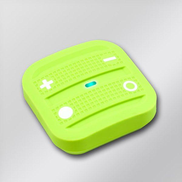 NodOn prenosný diaľkový ovládač - 4 tlačidlá, Wasabi zelený