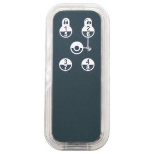 Zipato diaľkový ovládač 5 tlačidiel