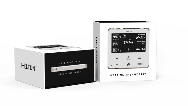 Heltun dotykovy termostat na podlahove vykurovanie HE-HT01 - Thermostat box