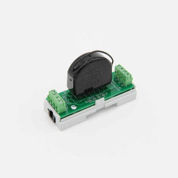 eutonomy-adapter-din-for-fibaro-dimmer-fgd-212-without-push-buttons