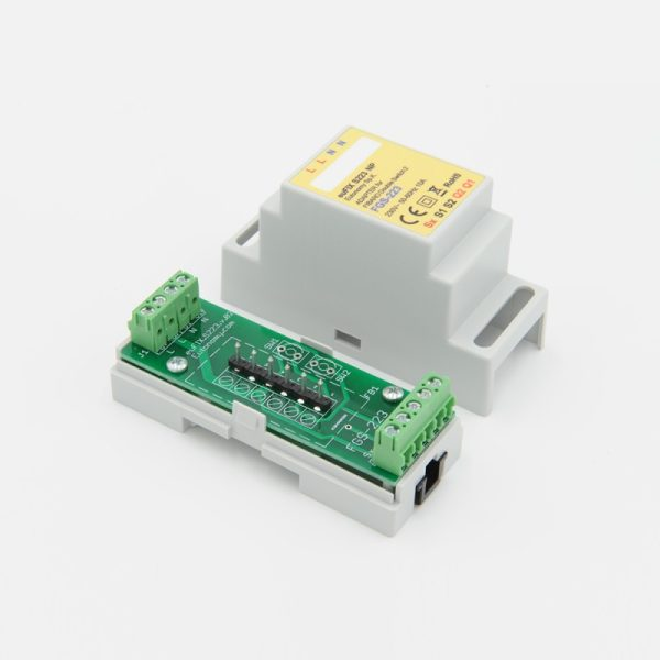 eutonomy-adapter-din-for-fibaro-relay-switch-fgs-223-without-buttons