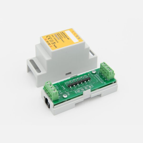 eutonomy-adapter-din-for-fibaro-single-switch-fgs-213-without-buttons