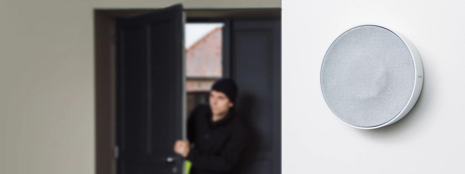 Netatmo smart interiérová siréna 1