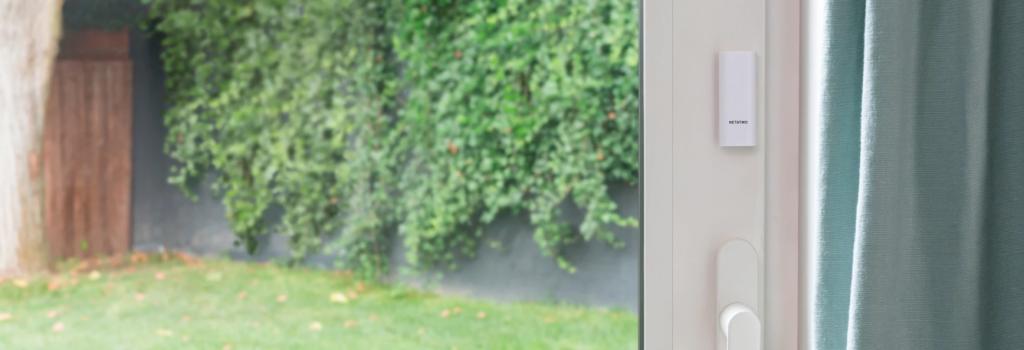 Netatmo tags senzor dveri a okien smart alarm