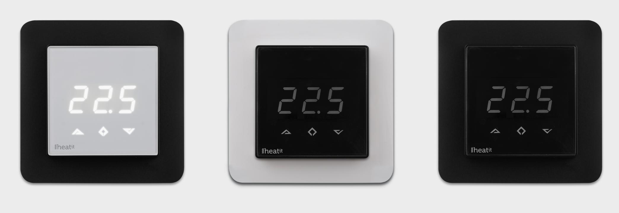heatit-z-wave-white-front-black-frame
