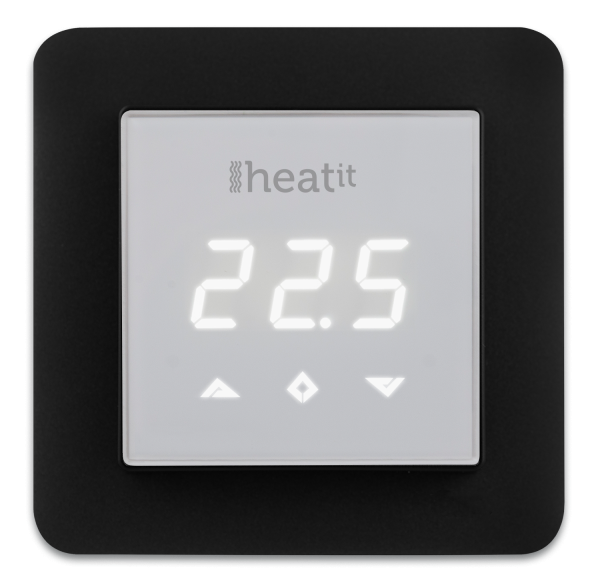 heatit-z-wave-white-front-black-frame