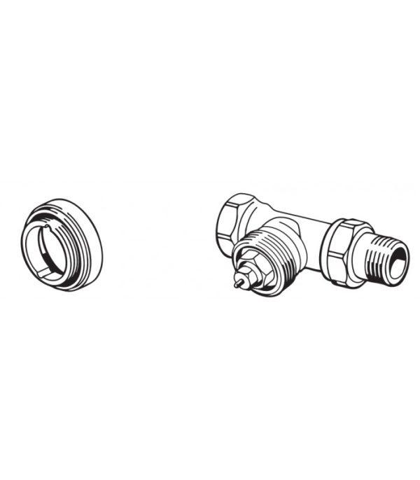 Danfoss adaptér pre ventily typu M30x1,5 (K)