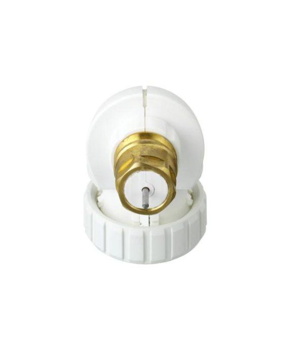 Danfoss rohový adaptér pre ventily typu RA
