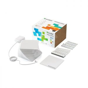 image-Nanoleaf Canvas Smarter Kit (17 Light Squares)