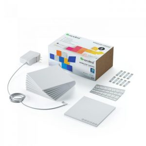 image-Nanoleaf Canvas Smarter Kit (9 Light Squares)