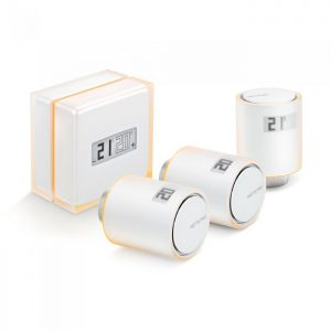image-Netatmo Smart Thermostat + 3 Smart Radiator Valves