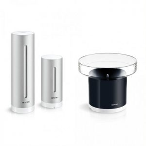 image-Netatmo Urban Weather Station + Rain Gauge