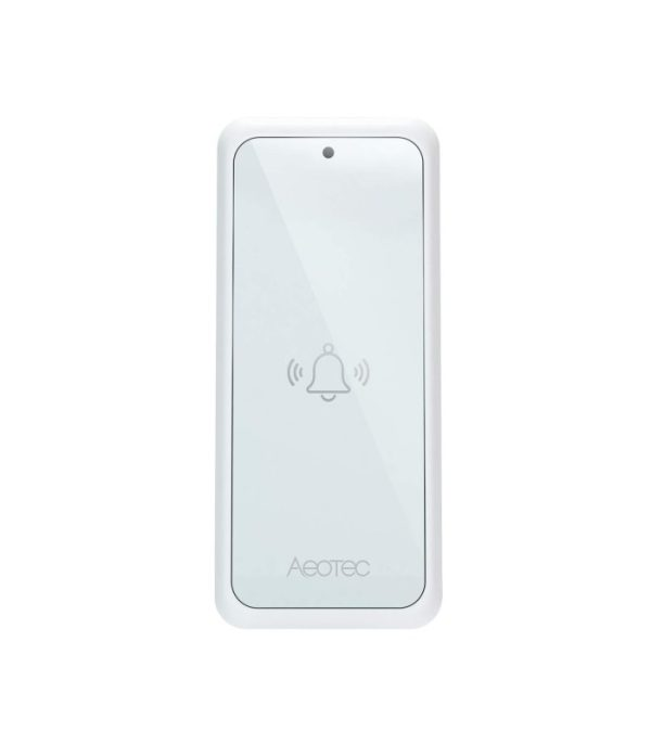 image-Tlačidlo - AEOTEC Button for Doorbell 6 or Indoor Siren 6