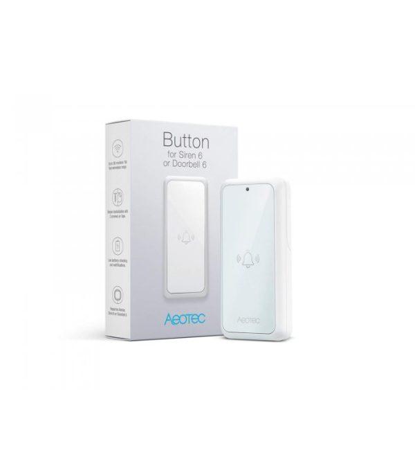 image-Tlačidlo - AEOTEC Button for Doorbell 6 or Indoor Siren 6