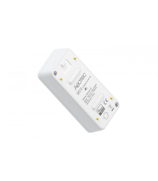 image-Záplavový senzor - AEOTEC Water Sensor 6
