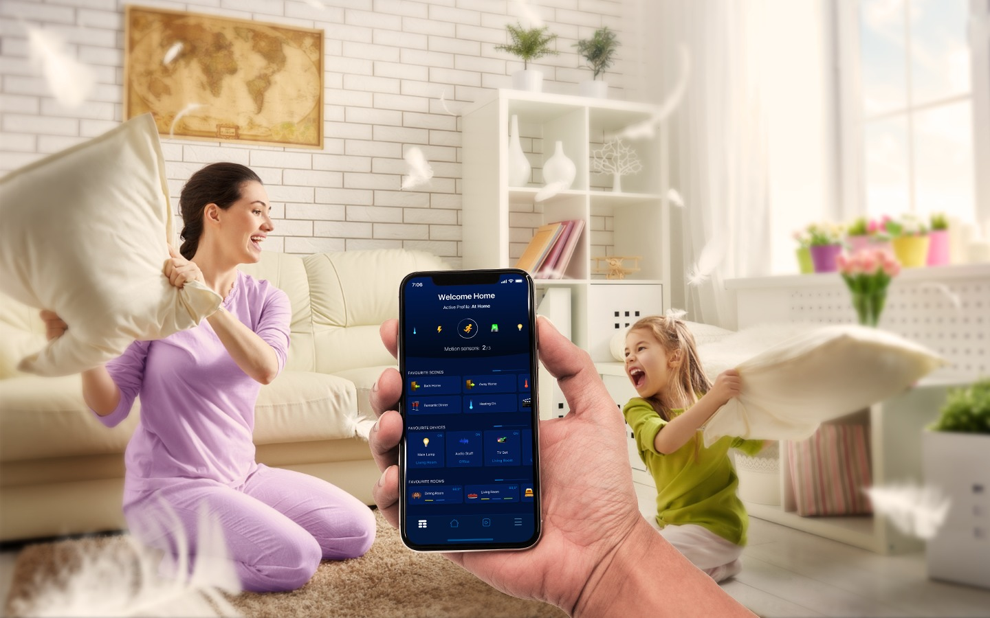 Fibaro home center inteligentna domacnost