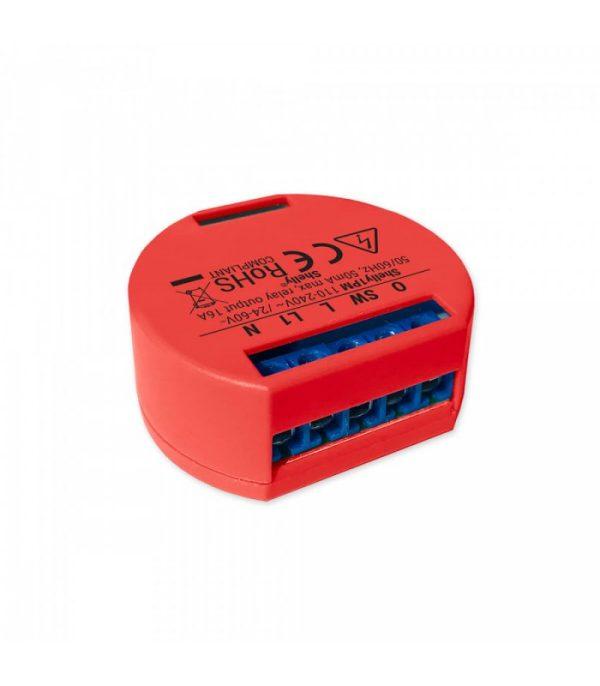 Shelly 1PM WiFi spínací modul 1x 16A (WiFi)