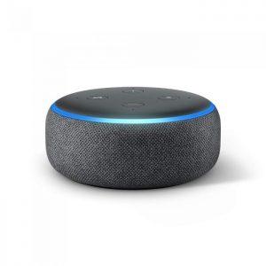 Alexa Amazon Echo Dot 3. generácia, Charcoal