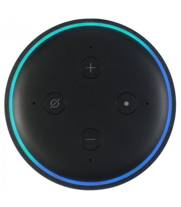 Amazon Echo Dot 3. generácia, Charcoal