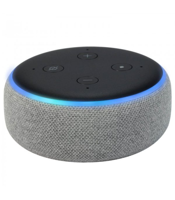 Amazon Echo Dot 3. generácia, Heather Gray