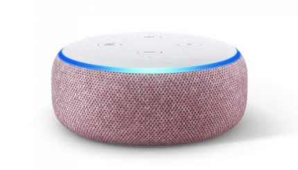 Amazon Echo Dot 3. generácia Plum