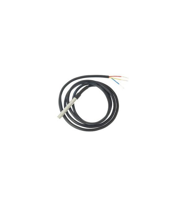 DS18B20 digitálny teplotný senzor pre prídavný modul pre Shelly 1/1PM
