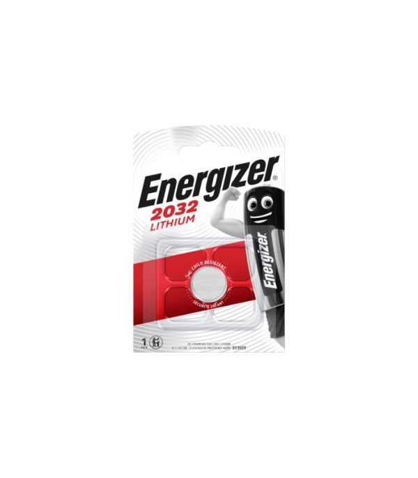 Energizer CR2032 lítiová batéria, 3V, 1 ks