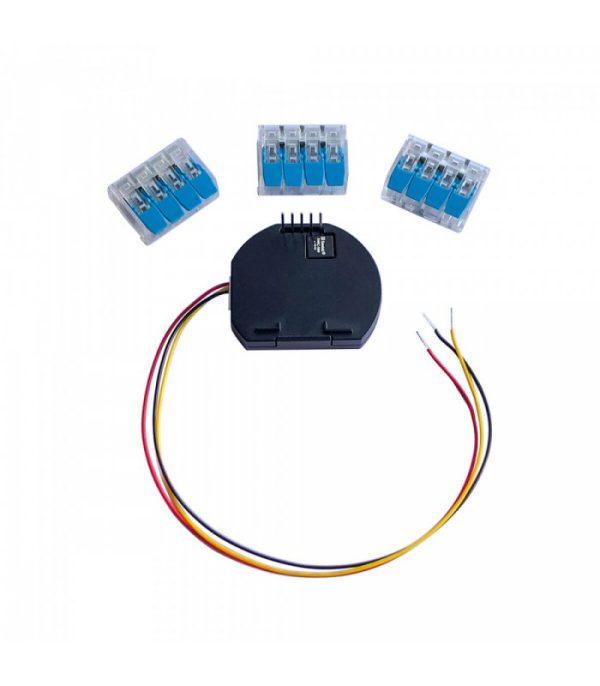 Shelly prídavný modul na pripojenie teplotného senzora DS18B20 pre Shelly 1 a 1PM