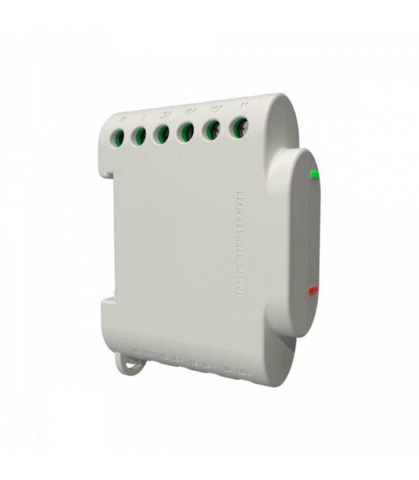 Shelly 3EM, WiFi trojfázový elektromer, 3x 120A svorky, výstup 1x10A