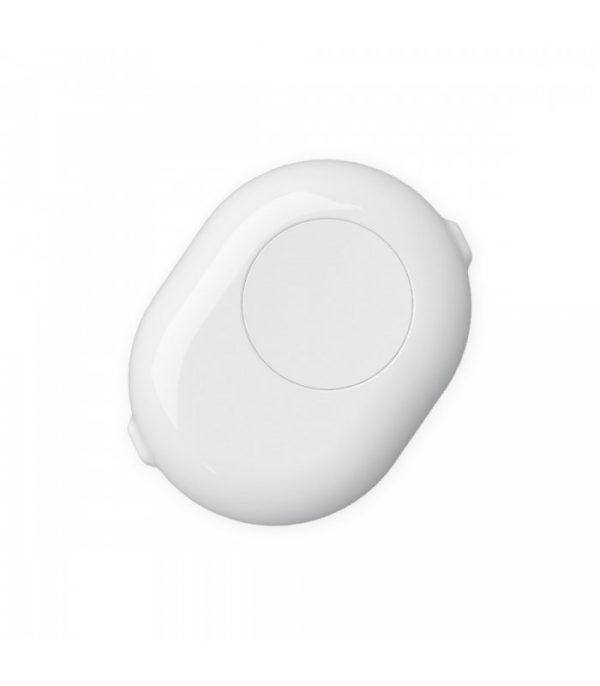 Shelly Button, kryt s tlačidlom pre Shelly 1, Shelly 1PM, biely