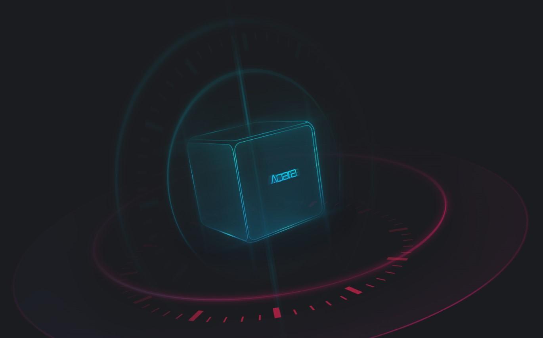 Aqara-Cube-scénový-ovládač-zigbee-scene-controller