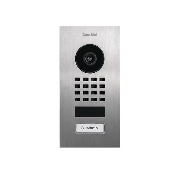 Doorbird-D1101V-videovratnik-zapusteny