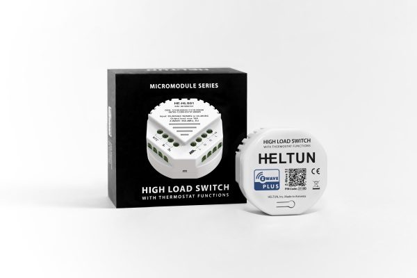 Heltun HE-HLS01 - With a box