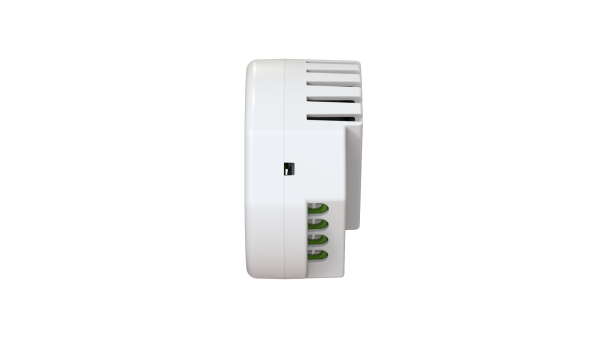 Heltun-High-Load-Switch-Z-Wave-spinacie-rele-16A-HE-HLS01 - Front Side