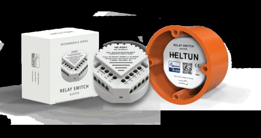 Heltun-Z-wave-spinacie-rele-5-kanalove-HE-RS01-male-zariadenie