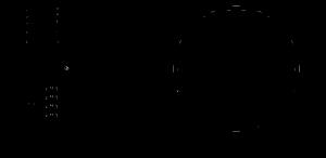 Heltun Z-wave spinacie rele 5 kanalove HE-RS01 - rozmery